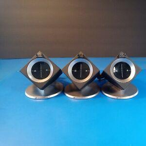 Lot of 3 Sennheiser DW Pro 2 Charging Base DW BS 1321