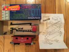 New Roundhouse Products 3471 Pennsylvania Caboose #100485 Unassembled Kit NIB