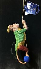 """6"""" Glittered Circus Monkey Christmas Traditions by Aldik Ornament FREE SHIPPING"""
