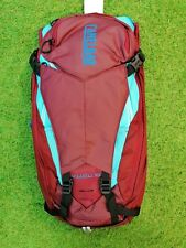 Camelbak K.U.D.U Protector 10 3L Hiking + Hydration Pack, Burgundy