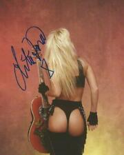 REPRINT - LITA FORD Hot The Runaways Autographed Signed 8 x 10 Photo Poster