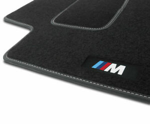 S4HM TAPIS DE SOL VELOUR M1 M POWER pour BMW 1 E87 2004-2011