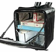 """New listing Pk-76F: Large Doubledeck Insulated Pizza/Food Delivery Backpack, 16""""x 15""""x 18"""","""