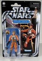 Star Wars Hasbro Vintage Collection  Luke Skywalker X-Wing VC158 Figure New