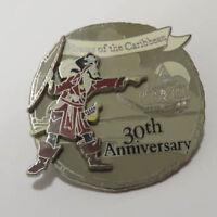 Disney WDW - Pirates of the Caribbean (30th Anniversary) 3D Pin