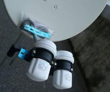 Multifeedhalter für Astra + Hotbird (13 + 19 Grad) Universal Super Sonderpreis!!