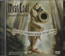 MEAT LOAF It's all coming back to me now 1 TRACK DVD   NEW - NOT SEALED