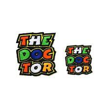 VR46 Patch Kit The Doctor Aufnäher Set Valentino Rossi NEU / NEW