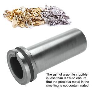 2kg Graphittiegel Schmelztiegel Schmelzofen Tiegel Metall Gold Silber schmelzen