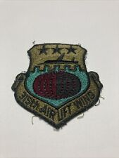 315th Airlift Wing US Air Force Patch