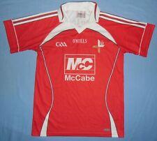 Louth GAA (An Lú) / 2011-12 Home - O'NEILLS - JUNIOR gaelic sports Shirt. 13-14