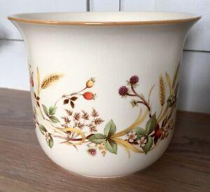 Vintage St Michael Ceramic Planter Harvest M&S