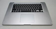 "Apple MacBook Pro 15.4"" A1286 2011 Unibody Palmrest Backlit Keyboard Track Pad"