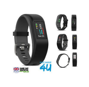 Garmin Vivosport Smart Activity Tracker Heart Rate and GPS -  Brand New