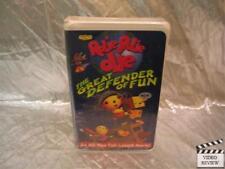 Rolie Polie Olie: Great Defender of Fun (VHS, 2002) Brand New