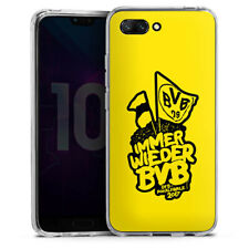 Huawei Honor 10 Silikon Hülle Case - BVB Pokalfinale yellow