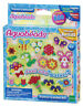 31088 Aquabeads Flower Garden Set Includes 630 Beads 14 Colours Kids Toy Age 4+