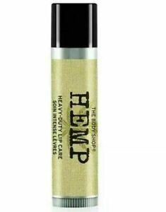 The Body Shop Hemp Heavy Duty Lip Care Protector Balm Expert Care Ultra Dry Lips