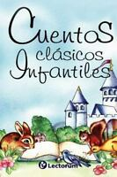Cuentos Clasicos Infantiles, Paperback by Antologia, Brand New, Free shipping...
