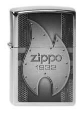 Zippo® Zippo 1932 Flame Chrome high polished 2003950 New/Neu OVP TOP AUKTION