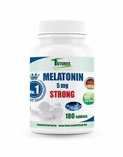 FUTURES Nutrition MELATONI 5mg - 180 Tabletten melaton