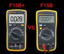 FLUKE 15B+ F15B+ Digital Multimeter Meter New AU LOCAL SHIP!