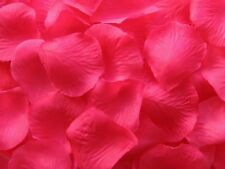 150 Red Flower Rose Pedals, support Cancer Patients Party Decorations