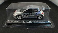 Kiosque ◊ Peugeot 206WRC 1er Tour de Corse 2000 ◊ 1/43 ◊ boxed/en boite