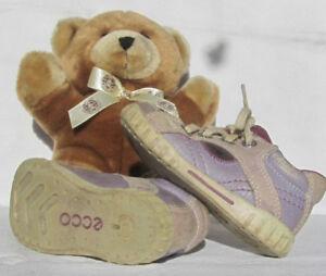 ☆☆☆ Schuhe Ecco 23 Violett Purpur Rosa Kind Baby Mädchen
