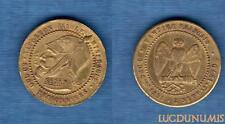 Module de 5 Centimes II Satirique Napoléon III Sedan Vampire Misérable