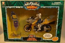 Power Rangers Wild Force Remote Control R/C Lunar Wolf Savage Racer Cycle MIB
