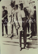 Photo of Jack Johnson  5 x 7 boxer heavyweight - RePrint