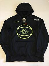 Nike Oregon Ducks Basketball Disruption Circuit Pullover Hoodie Mens Size M