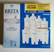 Brita New Style Pitcher Replacement Filters 8 Pack