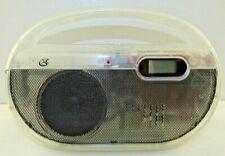 GPX Transparent MP3-Ready Portable Radio R602CLR
