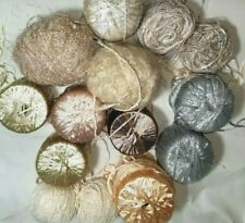 YARN Mixed lot 14 yarn, crafting, sewing no labels see the video in listing
