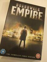 Dvd lote/lot  EMPIRE  BOARDWALK   /first season (New lot sealed in English Y ESP