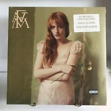 FLORENCE + THE MACHINE - High As Hope New/Sealed-`