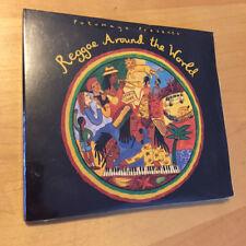 PUTUMAYO MUSIC - REGGAE AROUND THE WORLD CD -  BRAND NEW & FACTORY SEALED!!!