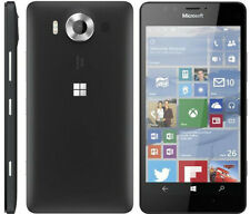 Microsoft Nokia Lumia 950 RM-1104 32GB Nero GSM Sbloccato Windows Mobilephone