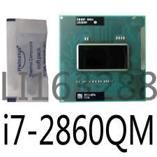 Intel Core i7-2860QM 2.5-3.6G/8M SR02X Mobile CPU Processor