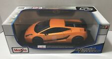 2007 Lamborghini Gallardo Superleggera 1:18 Model Car Maisto Special Edition~New