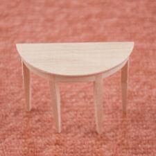 1/12 Small Mini Table Dollhouse Miniatures Furniture Living Room Decor Accs