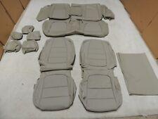 Leather Seat Covers Alea Interior Fits Mazda 6 Sedan Sport 2014 2015 Tan I42