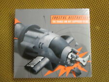"SPIRAL TRIBE  -CRYSTAL DISTORTION ""THE THINGS I4M NOT .."" ¨EXPRCD16 / SEALED"