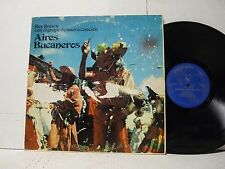 EXCELLENT LP / ROY BROWN CON SU GRUPO DE NUEVA CANCION AIRES BUCANEROS 1979    S