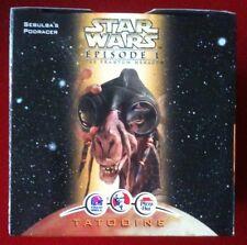Star Wars Episode I - Sebulba's Podracer (1999) - Toy & Box - Taco Bell