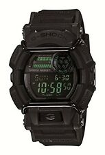 Casio Men's G-Shock Military Black Alarm Chronograph Watch GD-400MB-1ER
