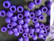 Acrylic Matt Round Jewellery Making Beads