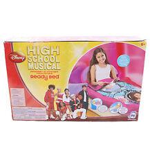 New High School Musical Youth Girl Ready EZ Bed Air Mattress Sleeping Bag